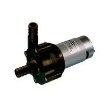 Bomba para agua caliente / con motor DC / de accionamiento magnético / centrífuga