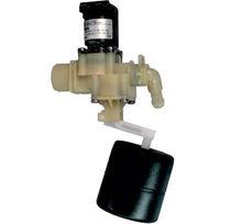 Válvula de flotador / servoaccionada / de control de nivel / para agua potable
