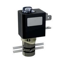 Electroválvula de control directo / de 3/2 vías / de agua / de aluminio anodizado