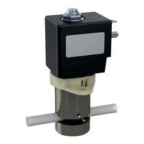 Electroválvula de control directo / de 2/2 vías / de agua / de aluminio anodizado