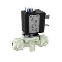 Electroválvula de control directo / de 2/2 vías / NO / de vapor