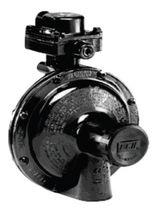 Regulador de presión de gas / de dos pisos / de membrana