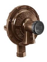 Regulador de presión para gas / de membrana / monoetapa