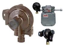 Regulador de presión de gas / monoetapa / de membrana