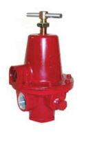 Regulador de presión para gas / de membrana / monoetapa / de alta presión