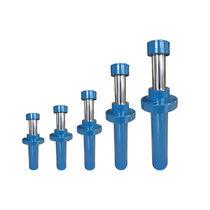 Amortiguador de choque / hidráulico / para máquina