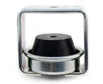 Amortiguador de vibración / para bomba / para tuberia / para climatización