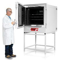Horno de calor / de cámara / de gas / de laboratorio