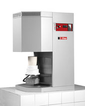 Horno de campana / eléctrico / multigás / de laboratorio