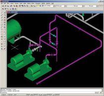 Software de diseño / de tuberías
