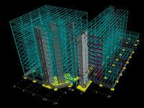 Software de análisis / de diseño / de edificios / 3D