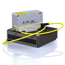Láser de impulsos cortos / de nanosegundo / de fibra / ultravioleta