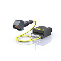 Sistema de marcado láser / para acero inoxidable / para plástico