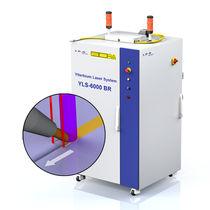 Sistema láser de onda continua / de fibra / VIS / compacto