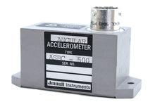 Acelerómetro 1 eje / de cizallamiento / angular
