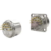 Acelerómetro de 3 ejes / de cuarzo / de alta temperatura