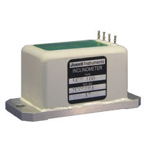 Inclinómetro 1 eje / inercial / servoaccionado