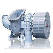 Turbocompresor compacto / monoetapa / para motor de gas / para motores diésel