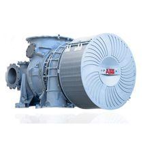 Turbocompresor estacionario / para aplicaciones marinas / de velocidad media