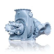 Turbocompresor para motores diésel / de velocidad media