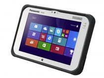Tablet PC con pantalla táctil / RFID / LAN / IP65
