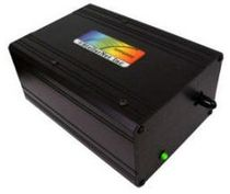 Espectrómetro de red cóncava / UV/VIS / CCD / de fibras ópticas