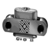 Interruptor unipolar / electromecánico / acción momentánea