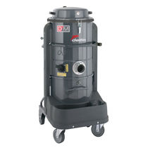 Aspirador de agua y polvo / neumático / industrial / de acero inoxidable