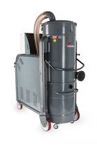 Aspirador para polvo peligroso / eléctrico / industrial / móvil