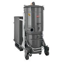 Aspirador para polvo peligroso / trifásico / industrial / de acero inoxidable