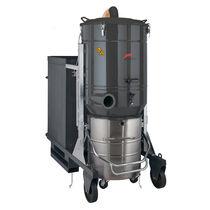 Aspirador de agua y polvo / eléctrico / industrial / móvil