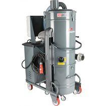 Aspirador para polvo peligroso / trifásico / industrial
