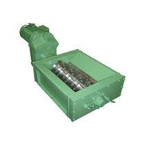 Destrozador de un árbol / residuos sólidos a granel / de metal