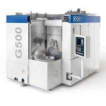 Centro de mecanizado CNC / de 3 ejes / horizontal