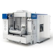 Centro de mecanizado CNC / 3 ejes / horizontal / de 2 husillos
