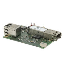 Convertidor multimedias gigabit / óptico-eléctrico / Ethernet / de fibras ópticas
