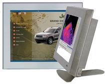 Panel PC de LCD / 1920 x 1080 / sin ventilador / de acero inoxidable