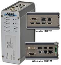 Computadora embarcada / Intel® Atom / Ethernet / compacta