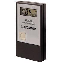 Dosímetro personal / de rayos gamma / de rayos X
