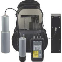 Espectrómetro Gamma / de vigilancia / industrial