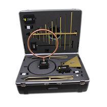 Antena de radio / log-periódica / de bucle / reforzada
