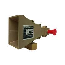Antena de radio / de banda ancha / de bocina / reforzada