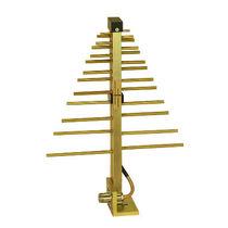 Antena log-periódica / direccional / de radio / compacta