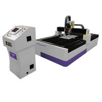Máquina de corte de metal / por plasma / de chapa / CNC