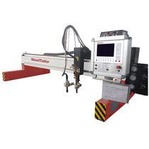 Máquina de corte de acero inoxidable / de cobre / para productos alimentarios / u oxicorte