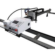 Máquina de corte de acero / por llama / de chapa / CNC