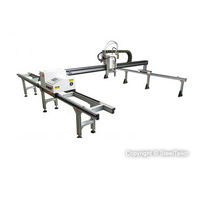 Máquina de corte de acero / oxicombustible / CNC / portátil