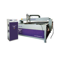 Máquina de corte de metal / por plasma / CNC / para chapas gruesas