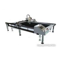 Máquina de corte de metal / por llama / CNC / de precisión