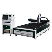 Máquina de corte de acero inoxidable / láser de fibra / de chapa / CNC